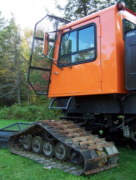 Maine snowmobile trail groomer for sale tucker sno cat